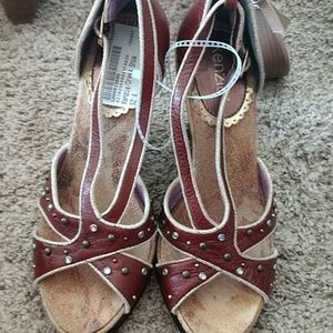 Kenzie shoes/wedges